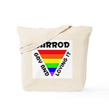 Jarrod Gay Pride (#006) Tote Bag