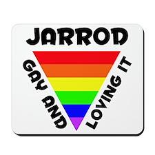 Jarrod Gay Pride (#006) Mousepad