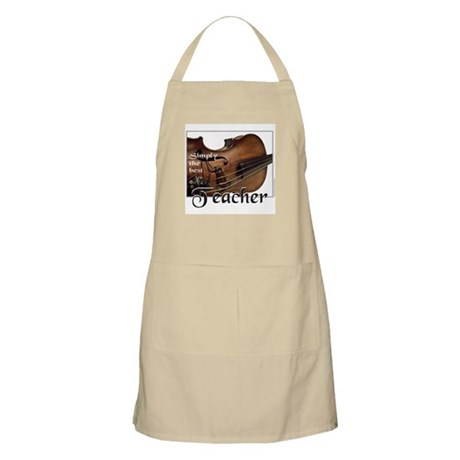 BEST TEACHER BBQ Apron