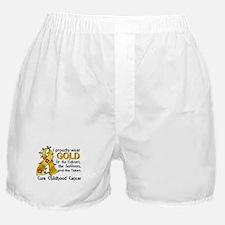 Fighters Survivors Taken 2 Childhood Boxer Shorts
