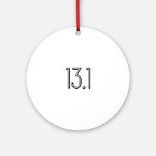 13.1 Round Ornament