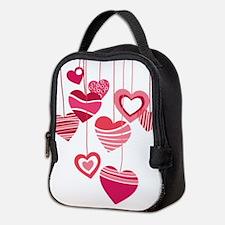 Elegant Lady Neoprene Lunch Bag