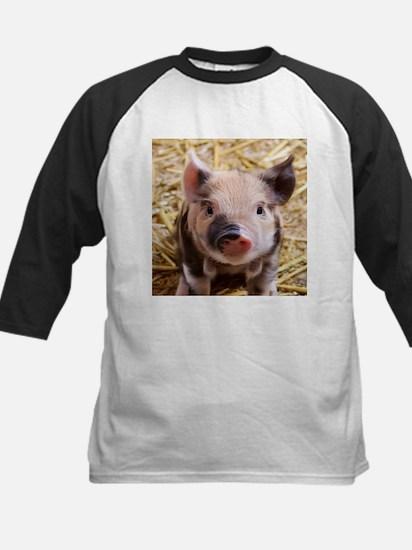 sweet piglet Baseball Jersey