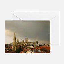 York Greeting Card