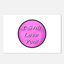 I Still Love You! Postcards (Package of 8)