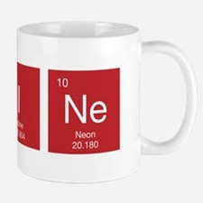 Periodic Table WIne Mugs