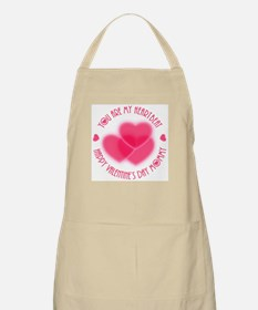 You Are My Heartbeat Apron