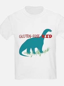 Gluten Free Kid - DINO T-Shirt