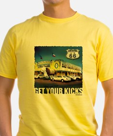 big texan steak house T-Shirt