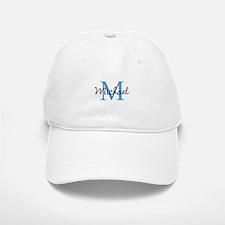 Personalize Iniital, and name Baseball Baseball Baseball Cap