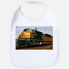 Cute Union pacific Bib