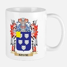 Kostie Coat of Arms - Family Crest Mugs