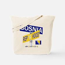 REP BOSNIA Tote Bag