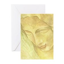 Cool Madonna Greeting Cards (Pk of 10)