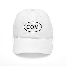 Comoros Oval Baseball Cap