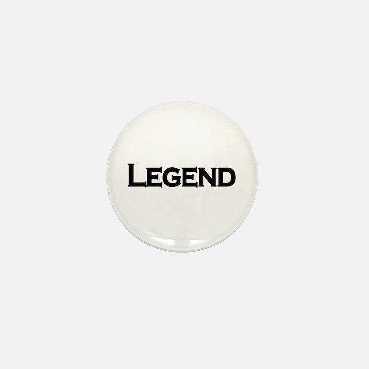 Legend Mini Button (10 pack)