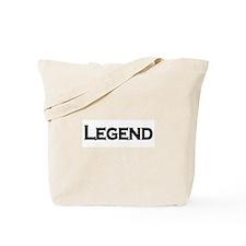 Legend Tote Bag