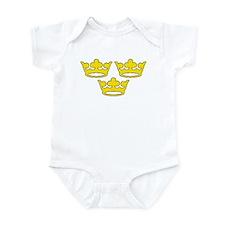 Three Crowns Infant Bodysuit