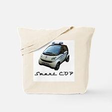 smart cop Tote Bag
