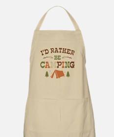 Rather Be Camping T1 Apron