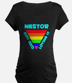 Nestor Gay Pride (#008) T-Shirt