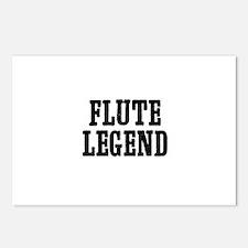 Flute legend Postcards (Package of 8)