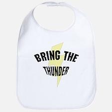 BRING THE THUNDER Bib