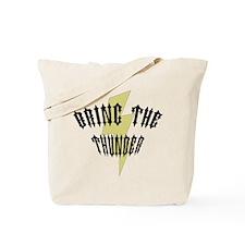 Metal Thunder Tote Bag