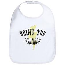Metal Thunder Bib