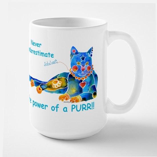 Purr Kitty Mugs