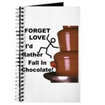 Forget Chocolate Journal