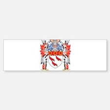 Kupper Coat of Arms - Family Crest Bumper Bumper Bumper Sticker