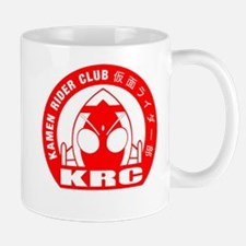 Kamen Rider Club Logo Red Mugs