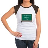 Teacher Women's Cap Sleeve T-Shirt