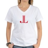 Junior league Womens V-Neck T-shirts