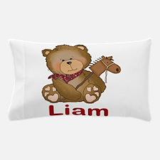Liam's Cowboy Bear Pillow Case