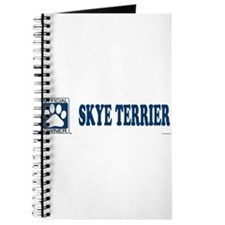 SKYE TERRIER Journal