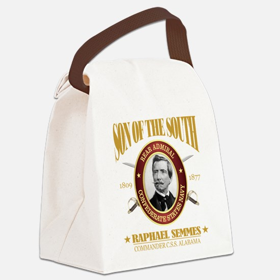 Raphael Semmes (SOTS2) Canvas Lunch Bag