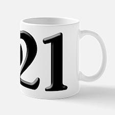 3?21 Down Syndrome Awareness Mugs