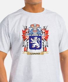 Lamont Coat of Arms - Family Crest T-Shirt