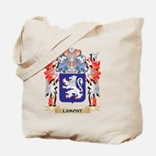 Lamont Coat of Arms - Family Crest Tote Bag