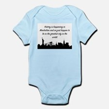 Greatest City In the World Body Suit