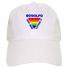 Rodolfo Gay Pride (#005) Baseball Cap