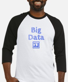 Big Data - Dad & Child T-Shirts Baseball Jersey