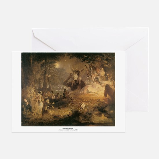 John Lamb 'Primus' Greeting Card