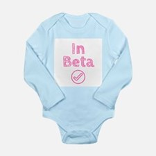 In Beta - Dad & Child T-Shirts Body Suit