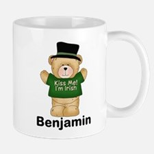 Benjamin's Irish Bear Mug