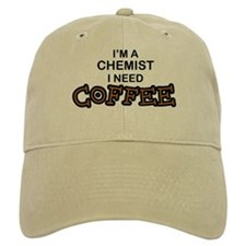 Chemist Need Coffee Baseball Cap