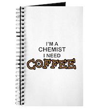 Chemist Need Coffee Journal