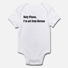 Baby please... Infant Bodysuit